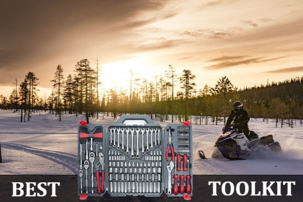 best snowmobile toolkit