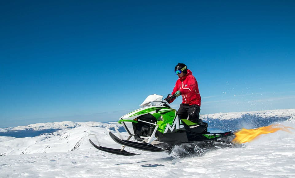 Why does my Snowmobile Backfire? - First Snowmobile
